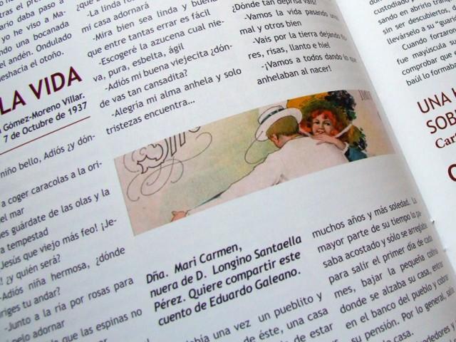 """Magazine """"La Ventana"""""""