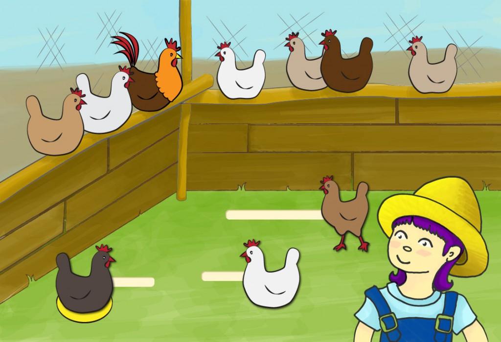 2-pollos