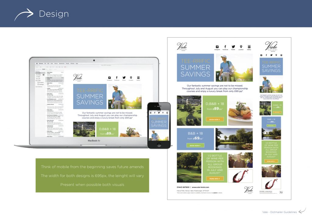 digital design for the Vale Resort 04